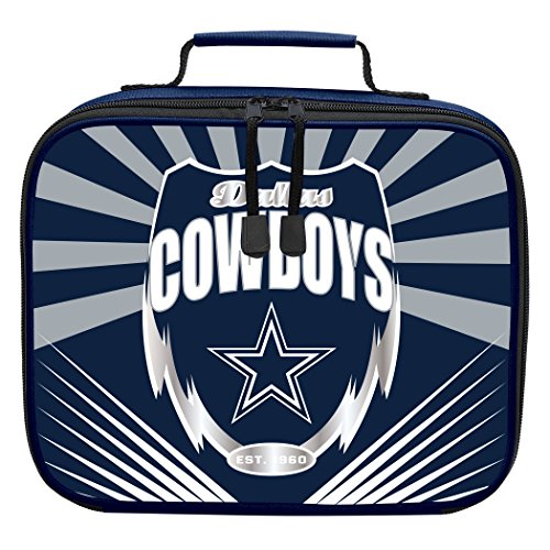 NFL Dallas Cowboys 'Lightning' Lunch Kit, 10' x 8.5' x 3'
