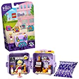 LEGO Friends Stephanie's Ballet Cube 41670 Building Kit; Portable Playset is Great Gift for Kids 6 Years Old and Up; Includes a Mini-Doll Toy and a Rabbit Toy; New 2021 (60 Pieces)