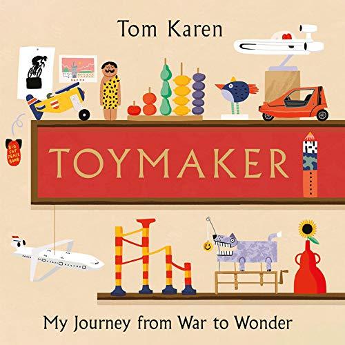Toymaker Titelbild