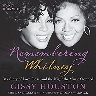 Remembering Whitney cover art