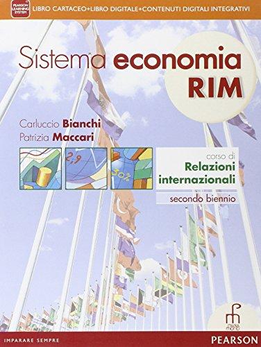Sistema economia RIM. Per le Scuole superiori. Con e-book. Con espansione online (Vol. 1)