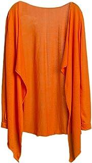 Dubocu Women's Summer Tops Long Thin Cardigan Modal Sun Protection Clothing Blouse