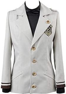 Poetic Walk Mystic Messenger Zen Heat Resistant Cosplay Costume Jacket and Shirt Outfit