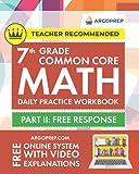7th Grade Common Core Math: Daily Practice...