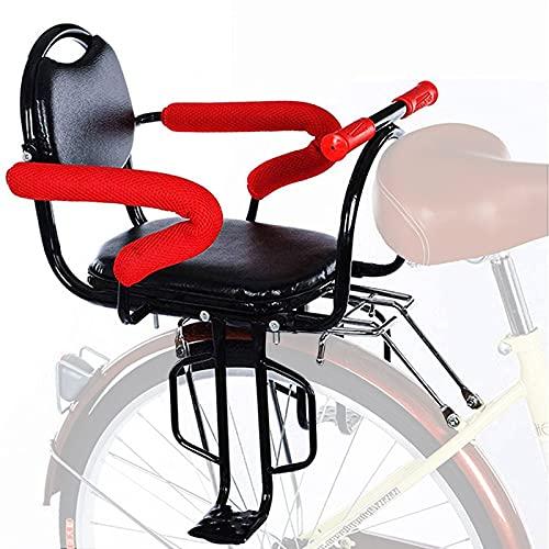 Sillas De Bicicletas Para Niños,Silla Bicicleta Niño Trasera,Barra Remolque Bicicleta,Porta Niños Para Bicicletas,Asiento Bicicleta Niño,Silla Para Bicicletas Niños Trasera,Asiento Trasero Bicicleta