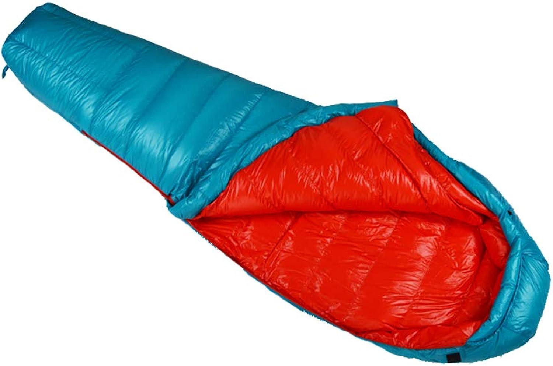 YYSD Schlafsack, Vier Jahreszeiten im im im Freien kampierender Warmer Schlafsack, kann gespleißt Werden tragbarer feuchtigkeitsgeschützter Wasserdichter einzelner Schlafsack B07J26JNZJ  Hervorragende Eigenschaften 7c9ddb