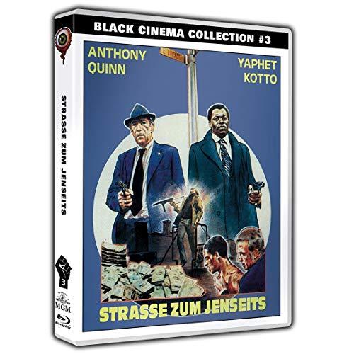 Strasse zum Jenseits - Limited Edition auf 1500 Stück (Black Cinema Collection #03) (Dual-Disc-Set) (+ DVD) [Blu-ray]