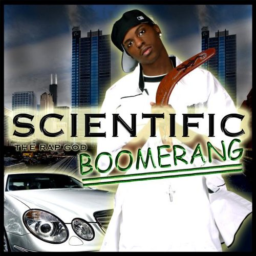 Boomerang (Clean Mix) by Scientific The Rap God on Amazon