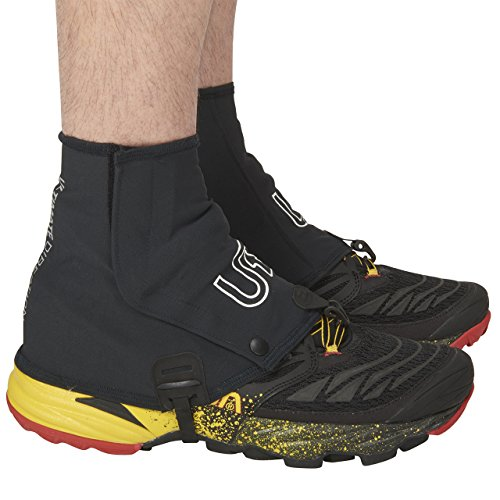 Ultimate Direction FK Gaiter, Pitch Black, Medium