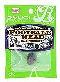 RYUGI(リューギ) フットボールヘッドTG 3/4oz 21g. SFH086