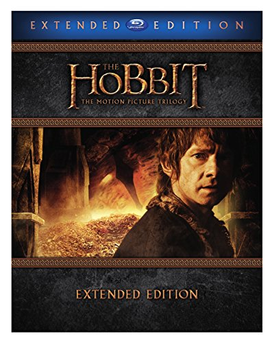 Hobbit, The:  Motion Picture Trilogy (Extended Edition) (Blu-ray)