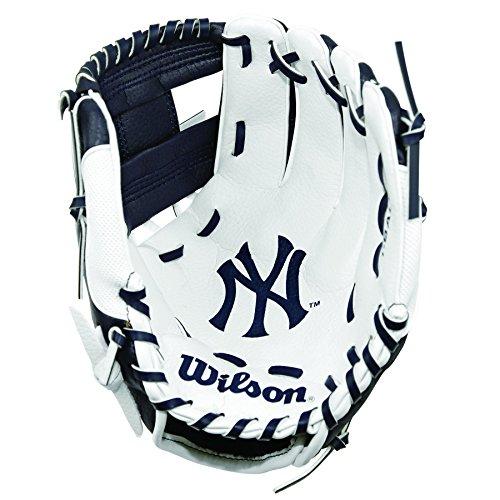 guanti baseball battitore Wilson A200 MLB NYY Team