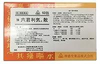 【第2類医薬品】剤盛堂薬品ホノミ漢方 強六君利気散 60包きょうりっくんりきさん