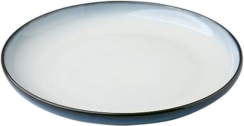 el más barato XXLCJ Plato de Postre, Disco de cerámica cerámica cerámica nórdico, Restaurante casero Plato Occidental Plato de Plato Hondo Plato de Pasta, Plato de arroz Plato de Ensalada Grande (Tamaño   2)  compras en linea