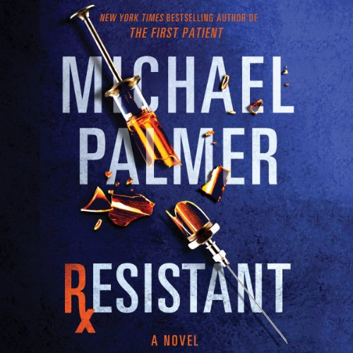 Resistant audiobook cover art