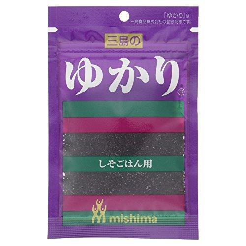 Mishima Foglie di Yukari Shiso Giapponese - 26gr