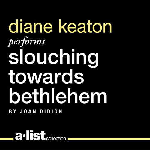 Slouching Towards Bethlehem cover art