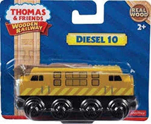Mattel Thomas und seine Freunde Diesel 10 - Holzlok medium