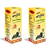 Pawstively pet care Venky's Glossy Coat Syrup with Omega-3 and Omega-6 Skin and Coat Tonic (450 g)...