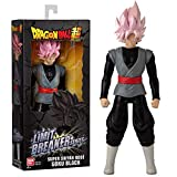 Dragon Ball Limit Breaker Goku 36743 - Figura de acción (30 cm), Color Negro