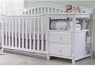 Sorelle Berkley Crib & Chnager, White