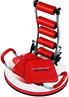 AB Rocket Twister Abdominal Gym Exercise Machine with Workout DVD AS SEEN ON TV