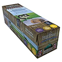 A case of 8 of Little BigPaw's Gourmet Ocean Fish Mousse For Cats 85 g, Perfect because it's 70% Meat and 100% Natural Hypoallergenic and Grain Free Packed with Proteins: Delicious ocean fish – highly nutritious, easily digestible and rich in Omega o...