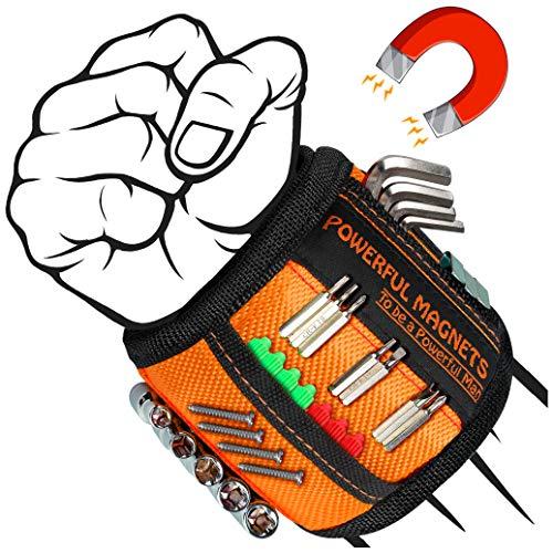 Magnetic Screw Wristband