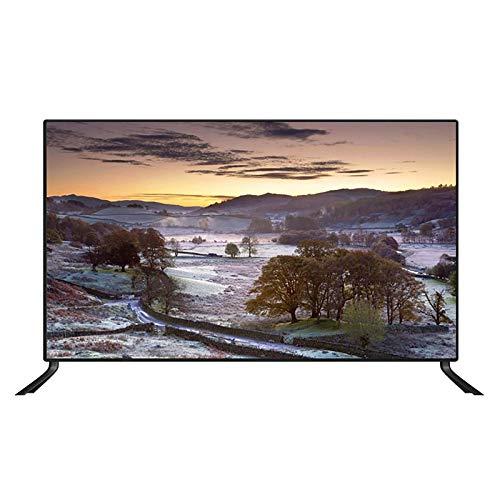 CIKO 65-Zoll-4K-Smart-HD-Fernseher, Integriertes WLAN, Bildschirmprojektion, Surround-Stereo-Sound, Schmaler Rahmen, Wahl Zwischen Schlafzimmer Und Wohnzimmer