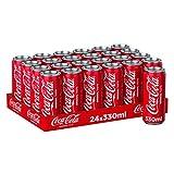Coca Cola Bebida Refrescante - Paquete de 24 x 13.75 ml - To