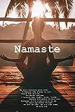 // TPCK // Namaste Gedicht – Yoga Meditation – Poster