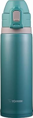 象印 (ZOJIRUSHI) 水筒 直飲み スポーツタイプ ステンレスクール ストローボトル 0.52L ミント SD-CS50-GM