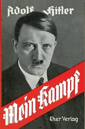 Mein Kampf(german Language Edition) (German Edition) by Adolf Hitler(2010-02-01)
