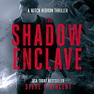 The Shadow Enclave audiobook cover art