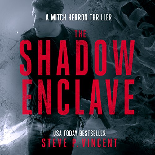 Couverture de The Shadow Enclave