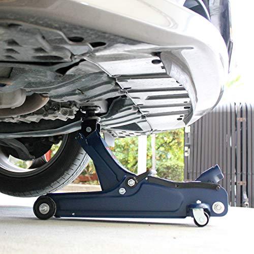大自工業『Meltec2t油圧ジャッキローダウン(FA-24)』