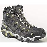 Oboz Sawtooth II Mid B-Dry Hiking Boot - Men's Dark Shadow/Woodbine Green 11