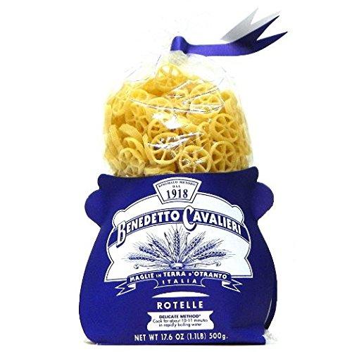 Benedetto Cavalieri Pasta - Rotelle (1.1 pound)