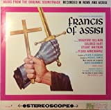 Music From the Original Soundtrack Francis of Assisi, Vinyl Lp