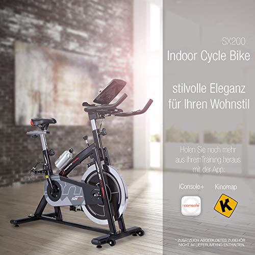 Sportstech Indoor Speedbike SX200 - 8