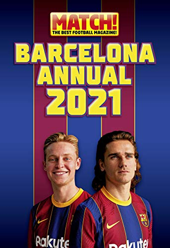 Match! Barcelona Annual 2021の詳細を見る
