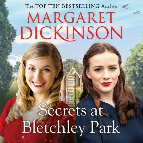 Secrets at Bletchley Park cover art