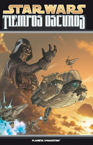 Star Wars Tiempos oscuros nº 01/06: 14 (Star Wars: Cómics Leyendas)