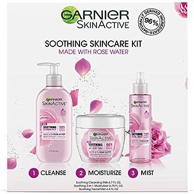 Garnier SkinActive Facial Mist Spray with Rose Water