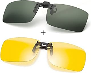 6a885610f7 Polarized Polaroid Glasses Night Vision Lenses  Anti-glare   UV  Protection Classic