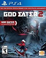 God Eater 2 Rage Burst (輸入版:北米) - PS4