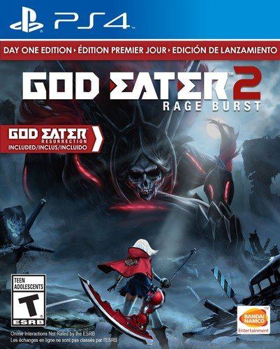 God Eater 2: Rage Burst Day 1 Edt