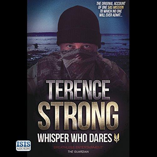 Whisper Who Dares audiobook cover art