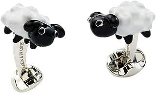 "Gemelos Deakin & Francis""Sheep"", Plata. 925, Blanco, C1533S0001"
