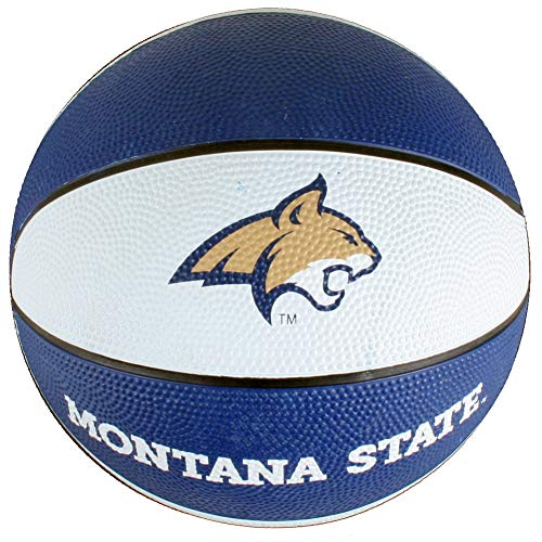 Read About Baden Sports Montana State Bobcats Mini Rubber Basketball